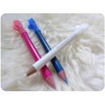 SET Kreidestifte - pink, blau, weiß