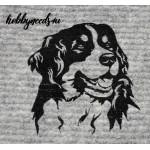 Stickdatei - Berner Sennenhund