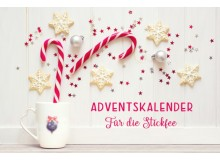 Stickdatei Adventskalender 2019