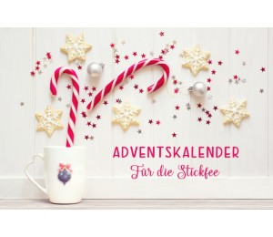 Stickdatei Adventskalender 2020