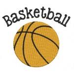 Stickdatei - Basketball