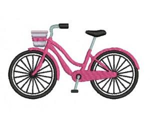 Stickdatei - Fahrrad