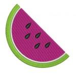 Stickdatei - Wassermelone