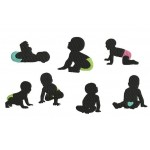 Stickserie - Baby Silhouette