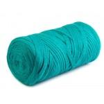 Textilstrickgarn 250g seegrün türkis 125m