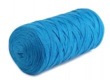 Textilstrickgarn 250g aqua 125m