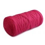 Textilstrickgarn 250g himbeere 125m