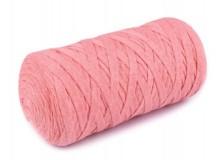 Textilstrickgarn 250g lachs 125m