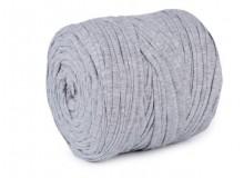 Textilstrickgarn 250g hellgrau