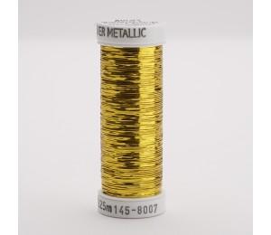 SULKY® SLIVER, 225m Snap Spulen - Farbe 8007 Gold