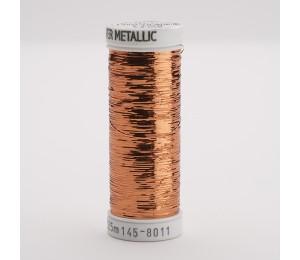 SULKY® SLIVER, 225m Snap Spulen - Farbe 8011 Lt. Copper