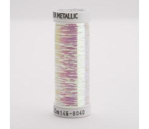 SULKY® SLIVER, 225m Snap Spulen - Farbe 8040 Opalescent