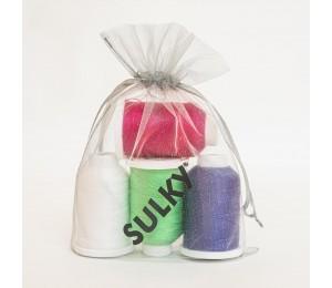 SULKY® FILAINE 12 - SUMMER FUN (4 x 400m Maxi Spulen)