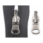 Schieber Zipper zu Spirale Reißverschlüssen 6 mm umklappbar
