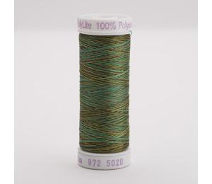 SULKY® POLY LITE 60, multicolor 5020 Rainforest