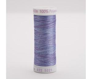 SULKY® POLY LITE 60, multicolor 5021 Blue Heather