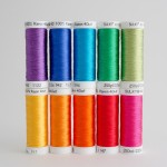 SULKY® RAYON 40 - Colour Wheel (10 x 225m Snap Spulen)
