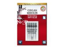 ORGAN® Needles Anti-Glue Stärke 75