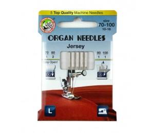 ORGAN® Needles Jersey Sortiment