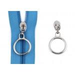 Schieber Zipper zu Spirale Reißverschlüssen 3 mm