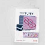 SULKY® PUFFY weiß 3mm, 4 Bögen