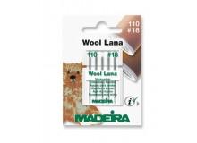 Madeira Sticknadeln Wool Lana