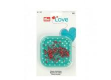 Prym Love - Magnetnadelkissen türkis Dots & Nadeln