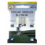 ORGAN® Needles EL x 705 Chromium Stärke 90