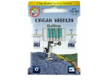 ORGAN® Needles Quilting Sortiment