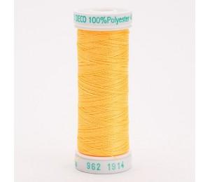 SULKY® POLY DECO 40, 225m Snap Spulen - Farbe 1914 Neon Orange