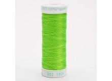 SULKY® POLY DECO 40, 225m Snap Spulen - Farbe 1904 Neon Grün