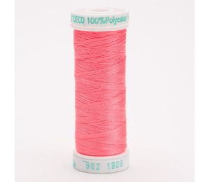 SULKY® POLY DECO 40, 225m Snap Spulen - Farbe 1909 Neon Pink