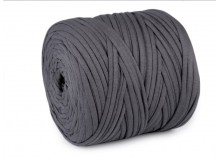 Textilstrickgarn 650-700g grau 120m