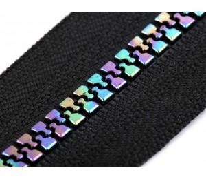 Reißverschluss Regenbogen 40cm