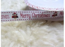 Borte Merry Christmas - Eule