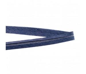 Schrägband 20mm Jeans dunkelblau