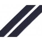 Flache Kordel 18 mm dunkelblau