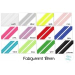 Falzgummi 18mm Mix & Match