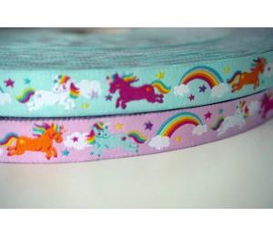 Webband Rainbow Unicorns