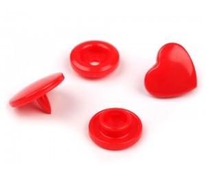 Druckknöpfe - Herz