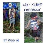 Lix - Freebook von Feelini