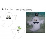 ITH - Mrs. & Mr. Spooky Gespenst