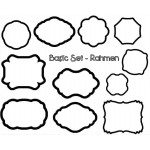 Stickserie - Basic Set Rahmen
