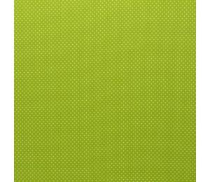 Baumwolle - Pünktchen 2mm lime