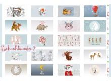 Bio Baumwolle Lillestoff - Weihnachtsmasken 2