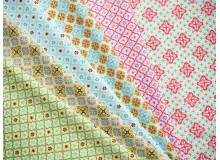 Baumwolle - Julia Patchwork Set 1