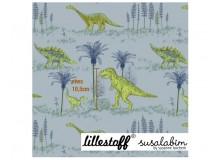 Bio Jersey Lillestoff - Dinowelt Susalabim