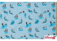 Bio Jersey Lillestoff - Otter