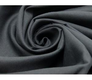Baumwolle - Uni schwarz