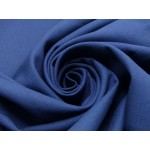 Baumwolle - Uni dunkelblau marine